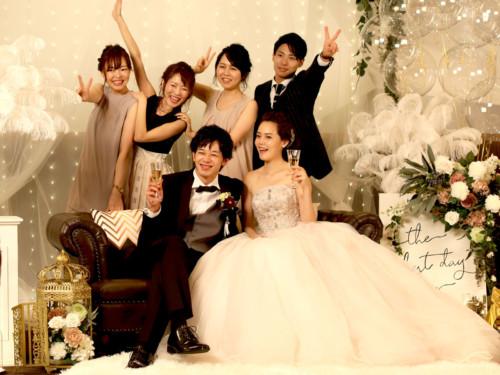 12月末まで☆結婚式限定【2020年!3大特典プラン】先着5組まで