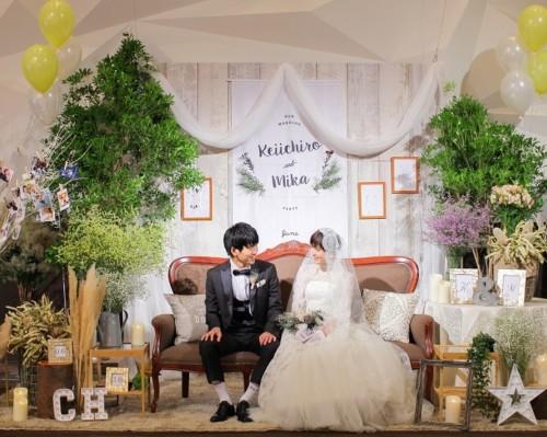 6・7・8月☆結婚式限定【夏婚!究×極3大特典プラン】先着5組まで!!
