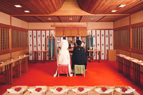 【千草婚】神前結婚式&お披露目プラン【30名789,000円】