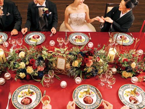 【年内結婚式限定】親族と友人で♪アットホームウェディングプラン〈挙式+会食40名 990,000円〉 追加1名¥15,000
